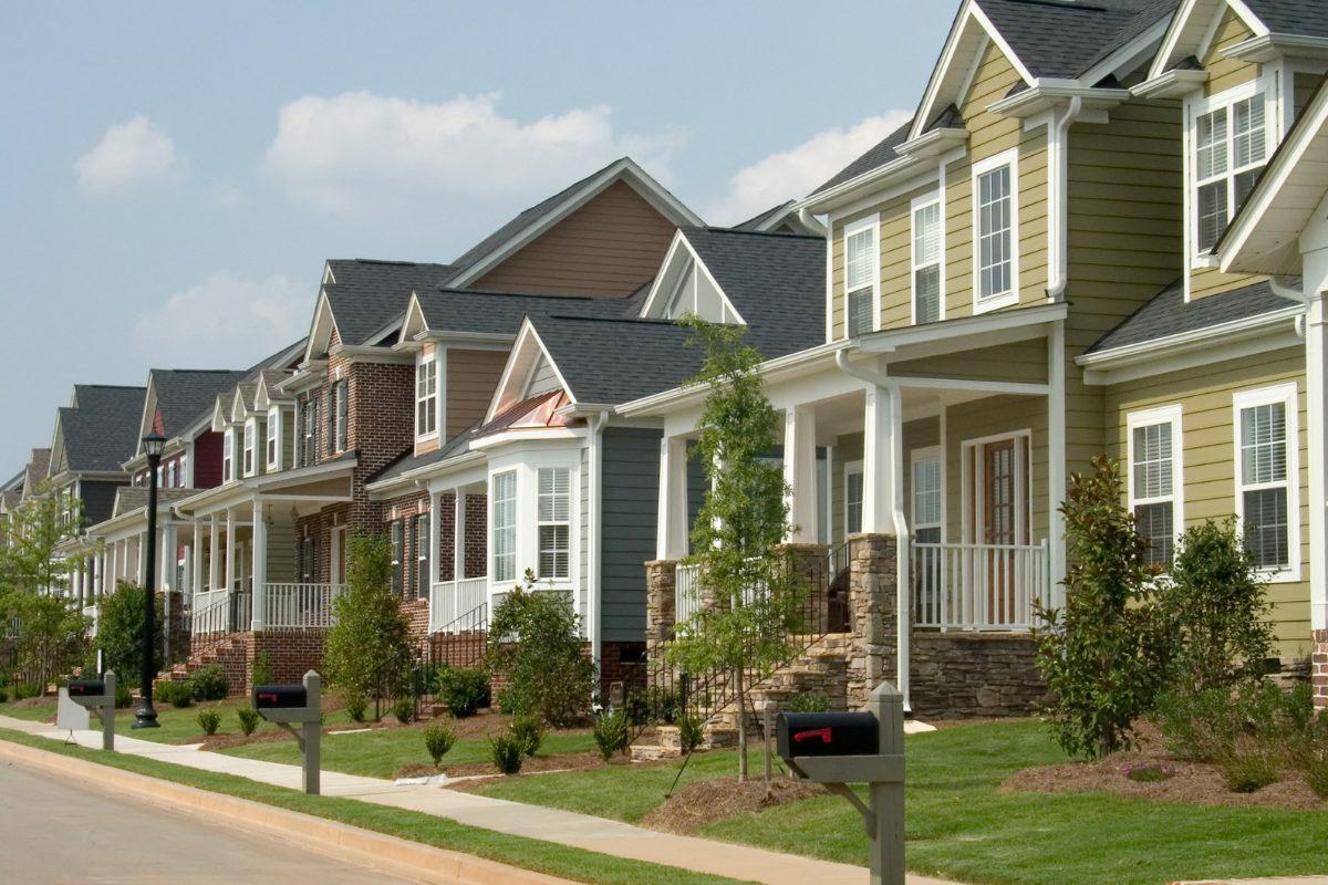 depreciation of real estate